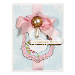Francesca Label Card