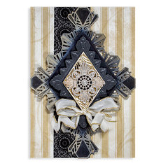 Spellbinders Designer: Stacey Caron's new Art Deco and Renaissance Collection