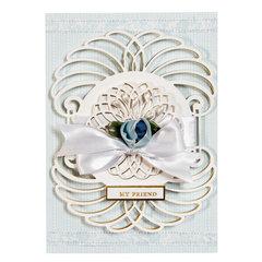 Marcheline Plume Card