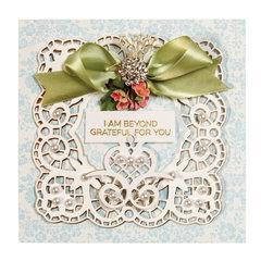 Venise Lace Card