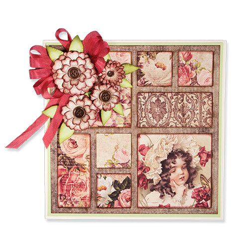 Windows of Memories by Marisa Job for Spellbinders
