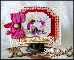 Congratulations  by Linda Lucas