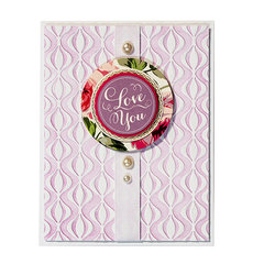 New Embossing Folders from Spellbinders