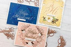 Foiled Cards by Nichol Spohr