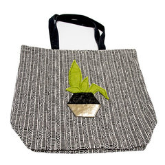 Potted Plant Tote