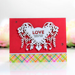 Love Everything About You Card by Betty Wright