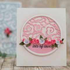 Floral Greeting Cards with Elena