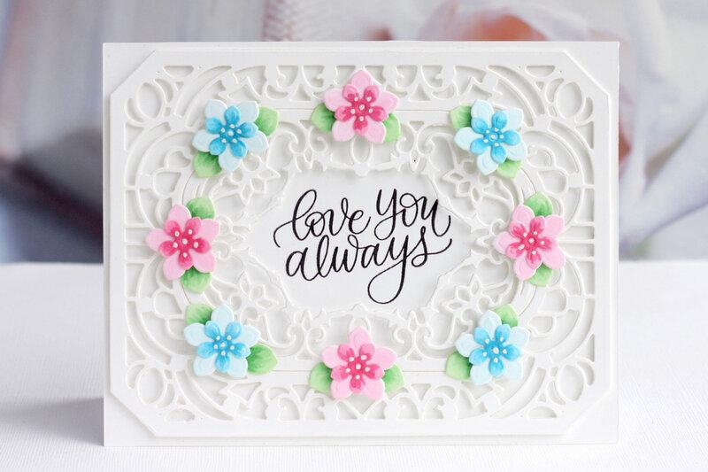 Love you Always Card by Karin Åkesdotter