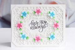 Love you Always Card by Karin �kesdotter