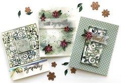 Exquisite Splendor Inspiration | Watercolor Cards with Norine