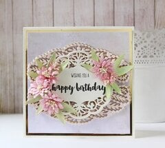 Happy Birthday Card by Hussena Calcuttawala