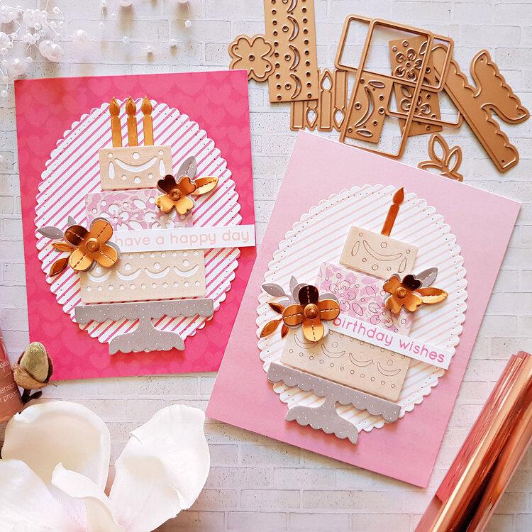 Birthday Cards by Zsoka Marko