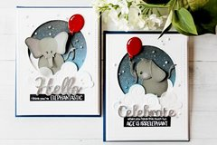 Elephantastic Embellishing with Nichol