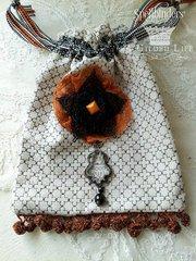 Practically Magical Drawstring Bag by Sue Elseth