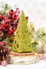 Dimensional Christmas Trees with Steel Rule Dies by Yana Smakula for Spellbinders