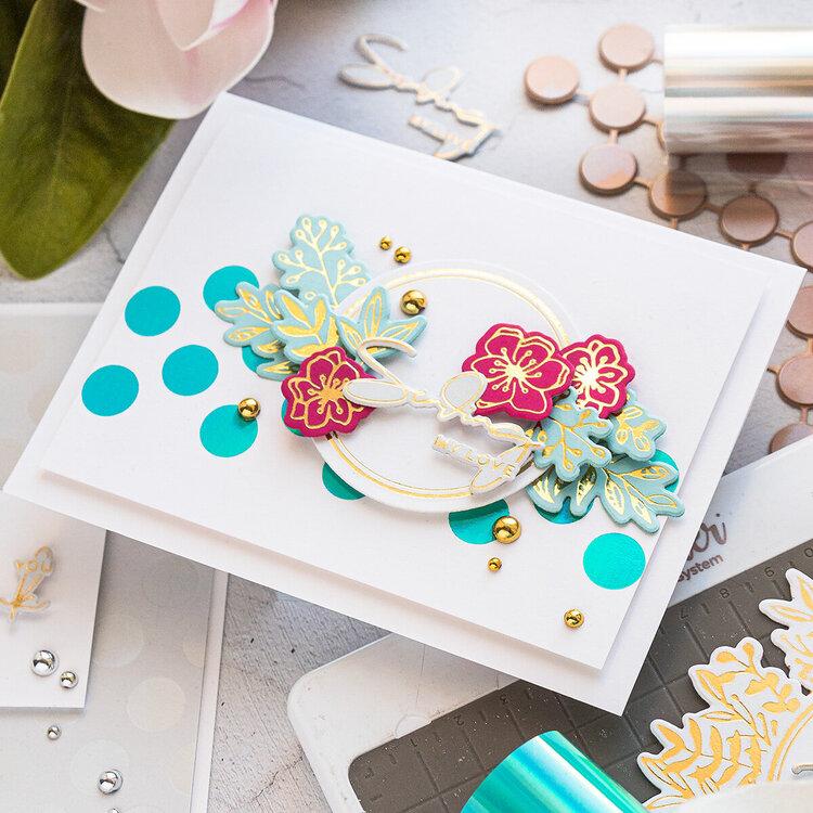 Sending Love Card by Yana Smakula