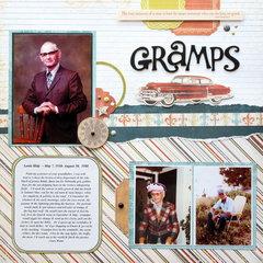 Gramps *Sketch N Scrap*