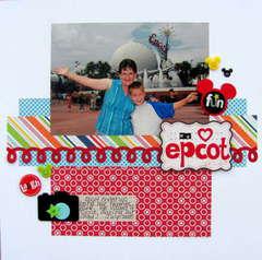 We love Epcot
