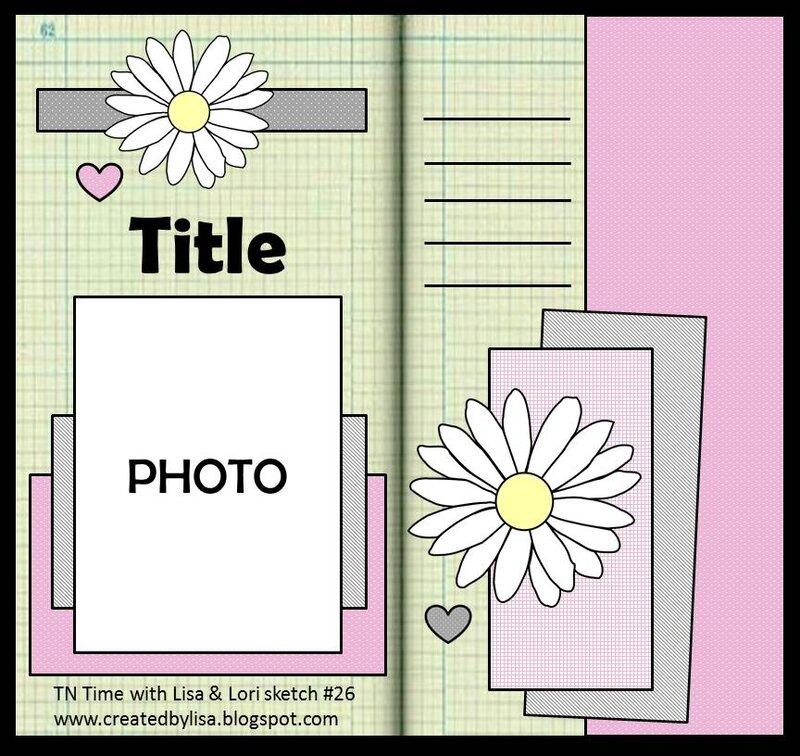 TN Time with Lisa & Lori sketch #26