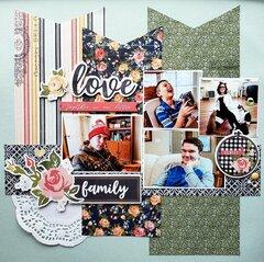 Love- Family