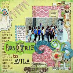 Roadtrip to Avila