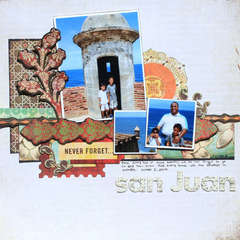 Never Forget...Old San Juan