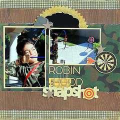 my Robin Hood Snapshot