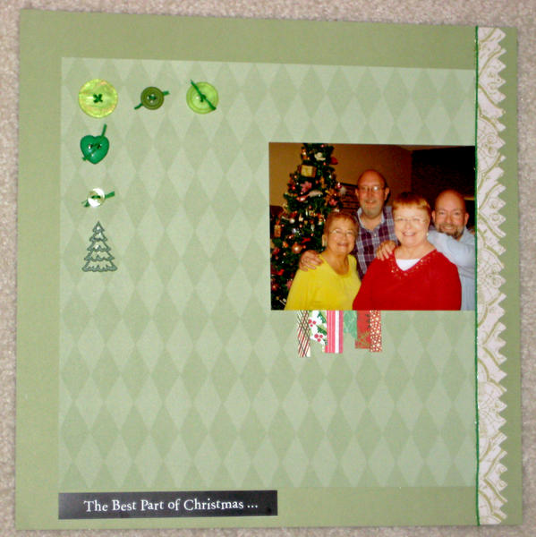 Best Part of Christmas - Family 2012