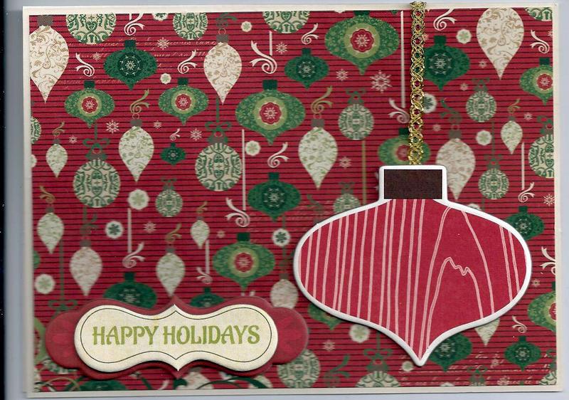 Christmas 2012 - Ornament
