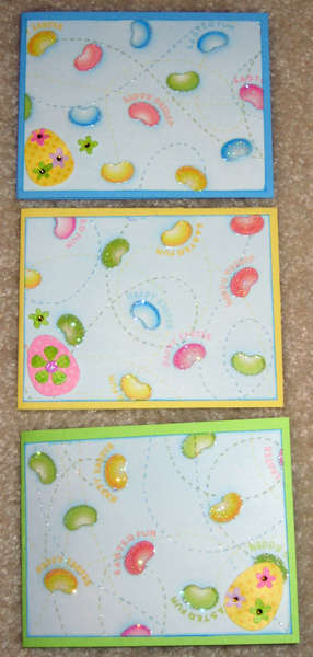 Easter cards 2012
