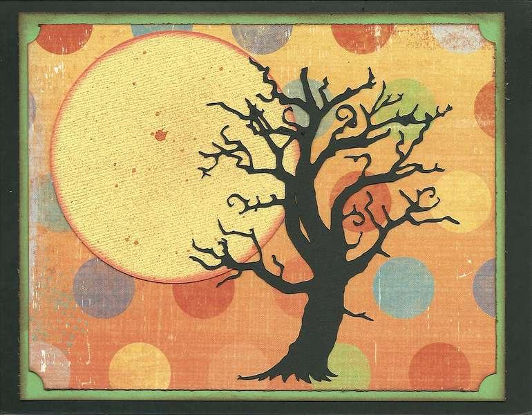 Happy Haunting!  tree