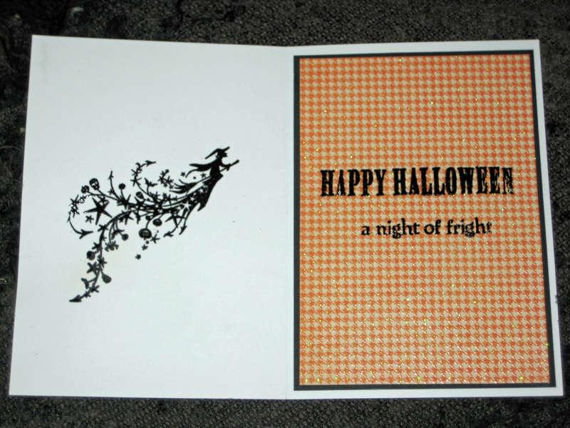Halloween 2012 - Bubble Bubble inside