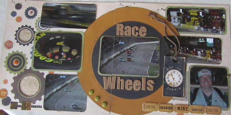 Race Wheels Keep on Turnin