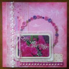 Pink Roses--Pink Challenge