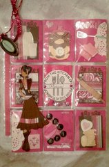 Prima Doll Pocket Letter