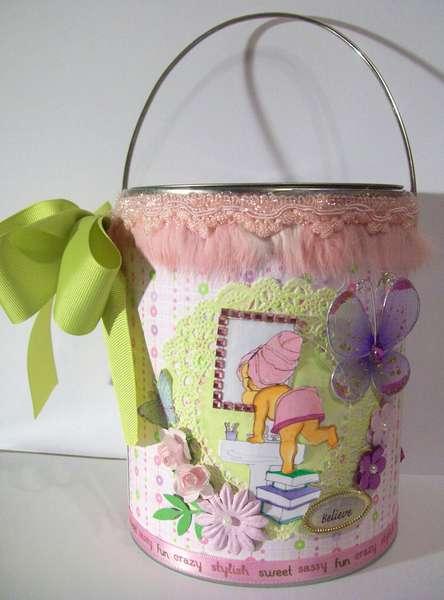 McKenzie's bucket of goodies *Jackson's Digital Expressions*
