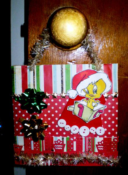 Merry Christmas from Tweety