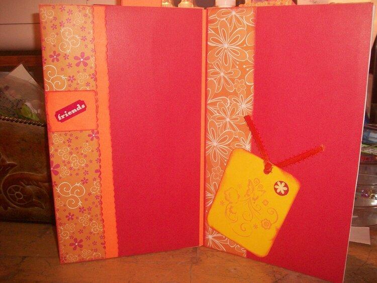 Page 5&6 brown bag album