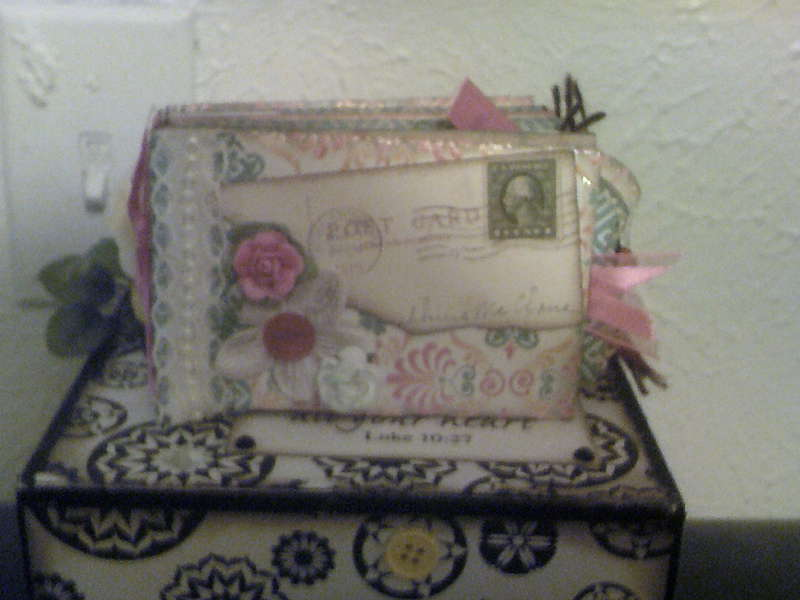***TP MINI-SHABBY CHIC***