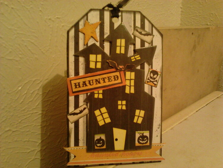***HAUNTED HOUSE TAG***