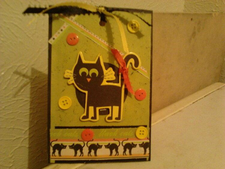 ***BLACK CAT TAG***