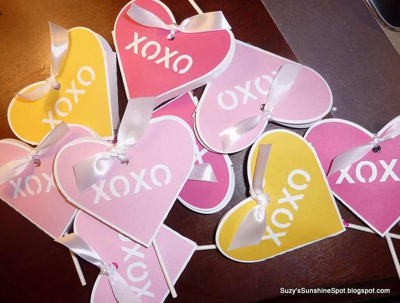 Valentine Lolipop covers