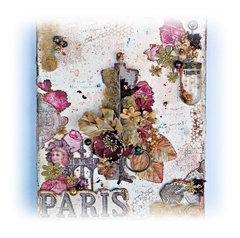 Paris Canvas **Frank Garcia Design Team **
