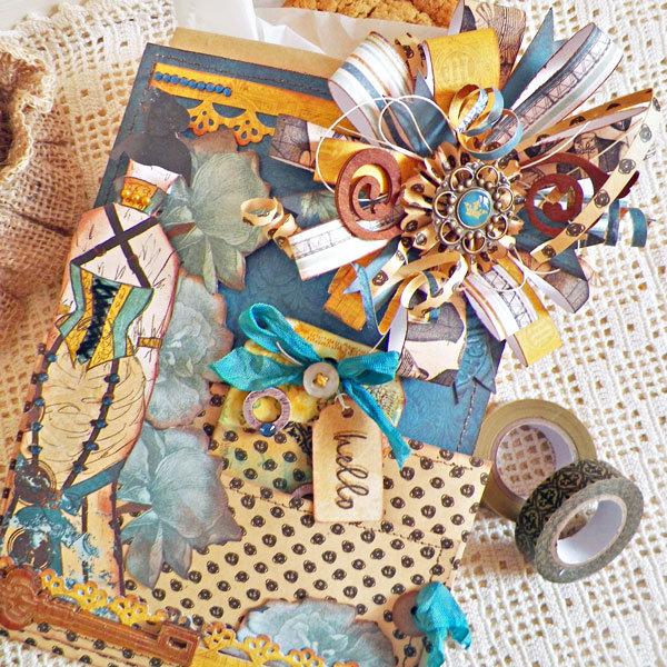 Hello Gift Bag **BoBunny**