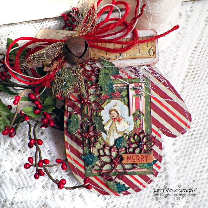 Merry Card **BoBunny**