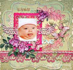 Baby Love ***Heartfelt Creations***