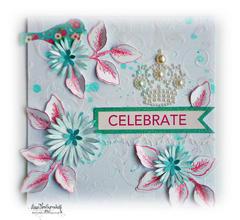 Celebrate Card **RUBY ROCK IT **