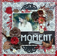 Moment to Shine **SCRAPS OF DARKNESS **