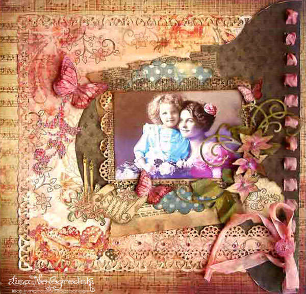 HUGS**SCRAPS OF ELEGANCE & HEARTFELT CREATIONS**