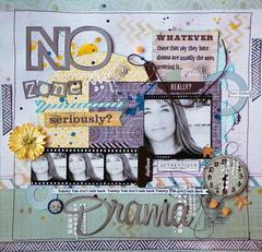 No Drama ***SCRAPS OF DARKNESS ***